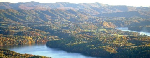 Escape to the Blue Ridge Mountains