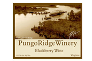 Pungo Ridge Winery