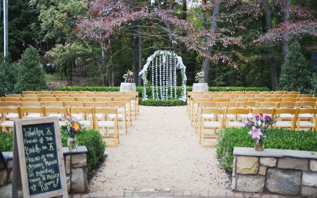 Weddings in Virginia Wine Country